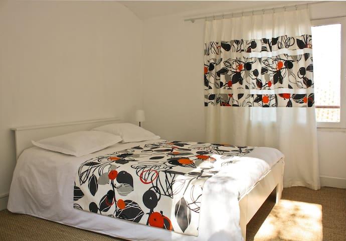 Chambre privée avec salle de bain proche Giverny 4 - Port-Villez - Casa