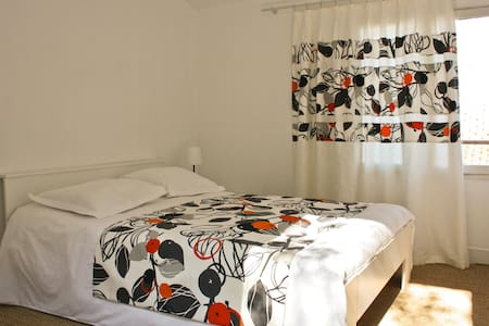 Chambre privée avec salle de bain proche Giverny 4 - Port-Villez - บ้าน