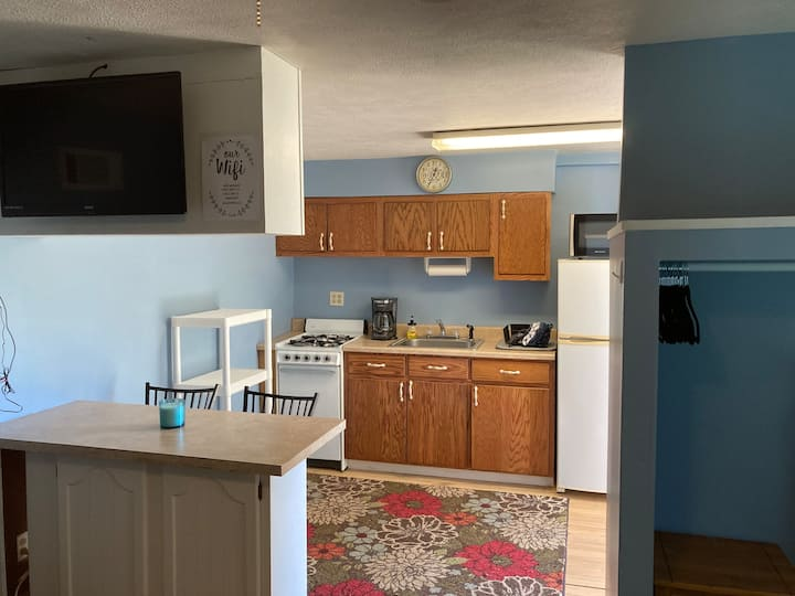 Silver Canoe Campground - Monthly Apartment