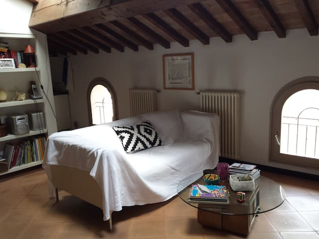 Bilocale in palazzo storico - Faenza - Apartment