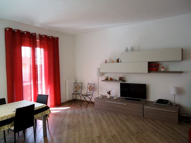 Delizioso appartamento vicino al lago di Bolsena