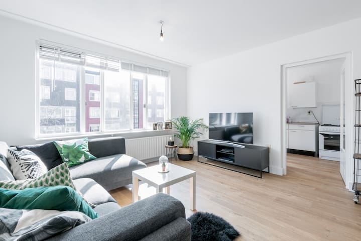 Apartment 10 min from center (by bike and tram)