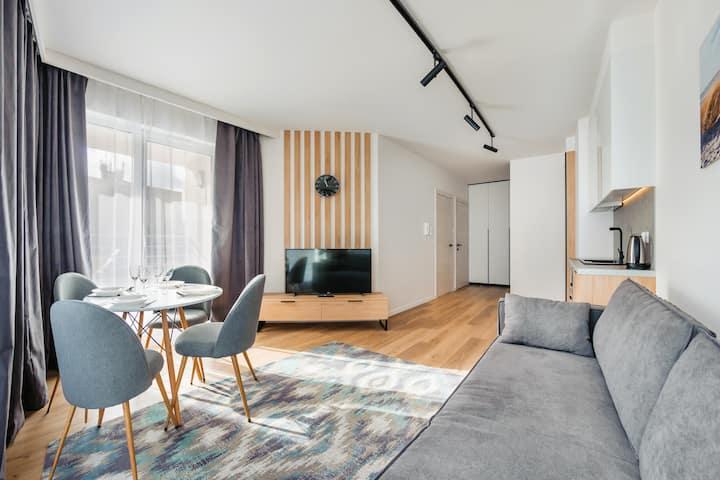 Residence Apartament A 14 dla 4 osób