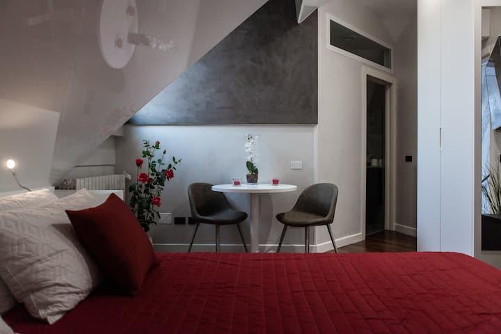 B&B LUXURY ITALIAN HOUSE CAMERA ROMANTIC