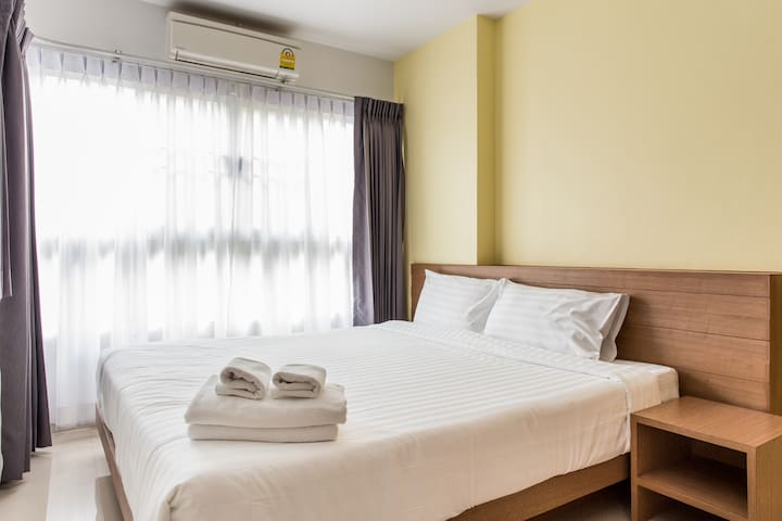 Bangkok Apartments BTS Thong Lo by walk 3min 210 - Bangkok - Apartament