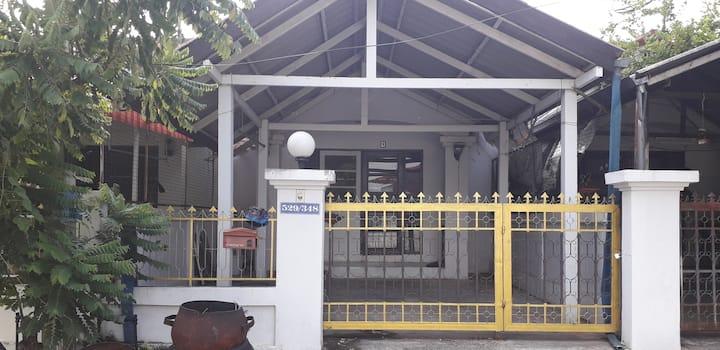 บ้านพักคุณณิช หมู่บ้านแก่นทองธานี ตัวเมืองขอนแก่น