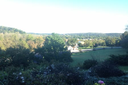 Decorah Home with a View