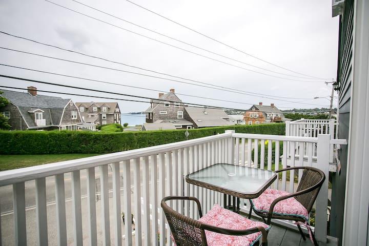 Balcony with Ocean Views