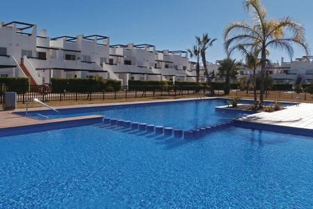 Bedrooms Apts in  #1 - Alhama de Murcia