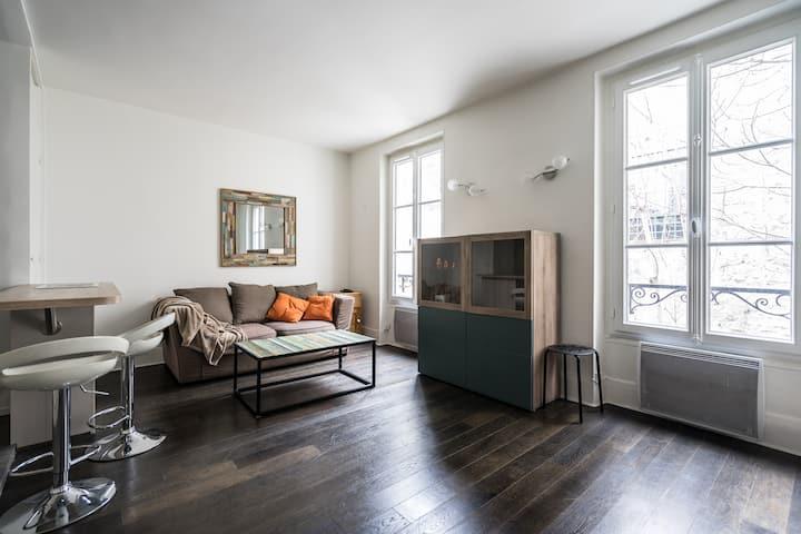 Lovely 1 bedroom near Champs Elysees