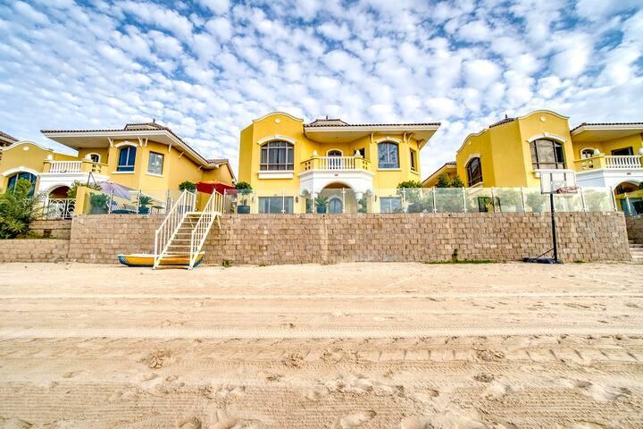 3 Beach Villas on The Palm - 15+ bedroom