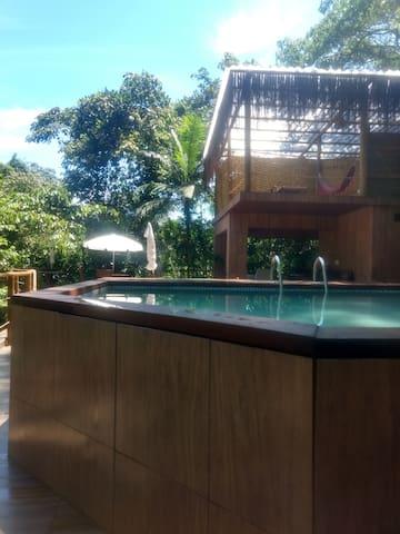 ap4 - Casa Praia do Prumirim - (4p) - Prumirim - House