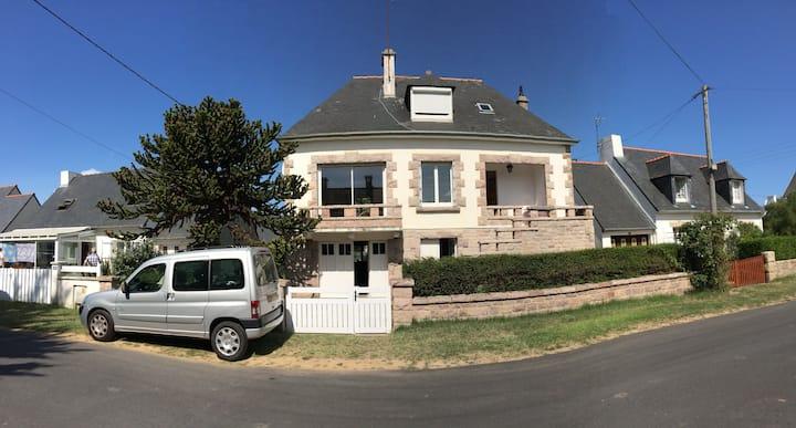 Grande maison sur erquy