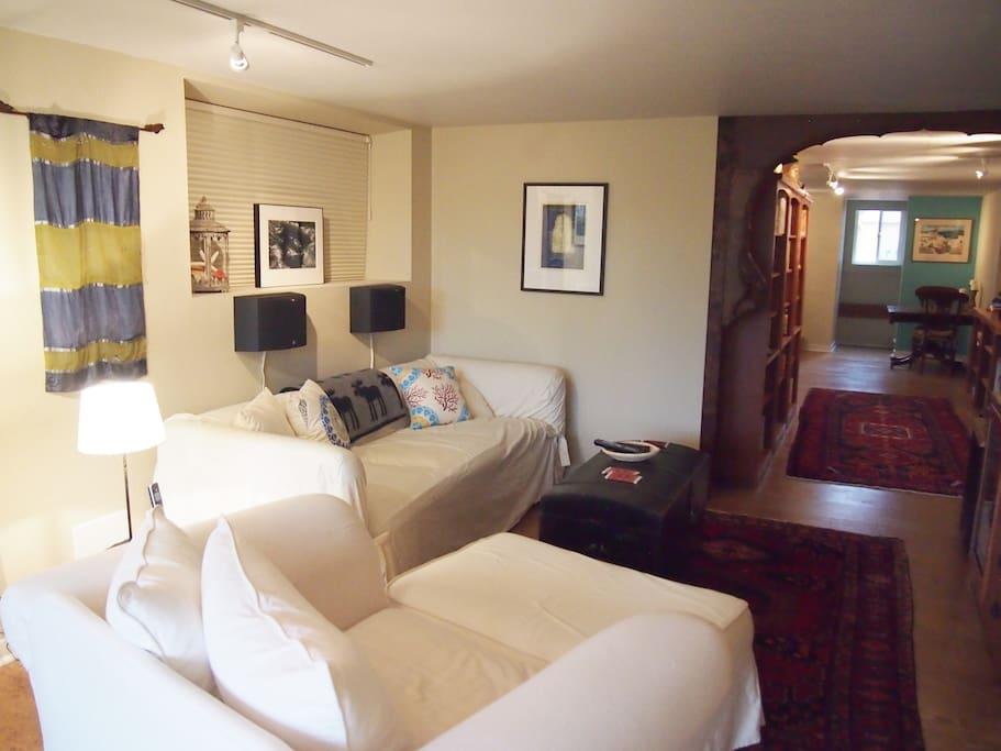 Lounge TV Room