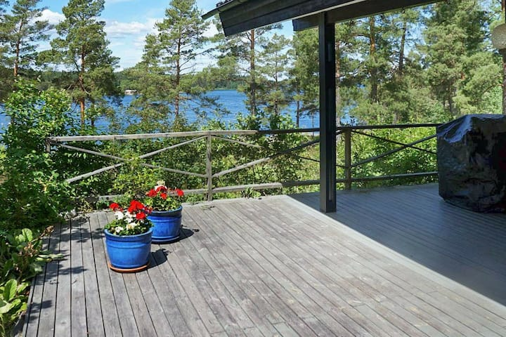 4 person holiday home in FIGEHOLM