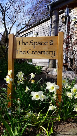 The Space @ The Creamery - Torphins