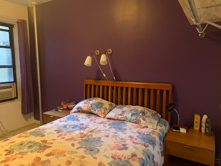 Convenient Bedroom near Fordham in the Bronx