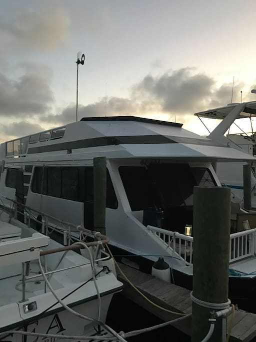 DOCKED VIEW