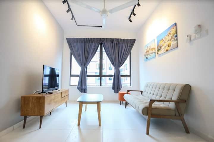 Malacca Homestay @ Cozy Stay (EXECUTIVE 3BR)