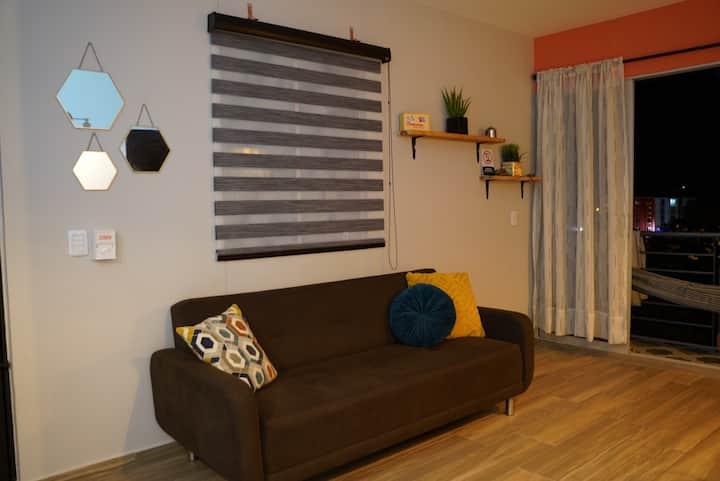 Apartamento Moderno- *ACEPTAMOS PAGO EN BITCOIN*