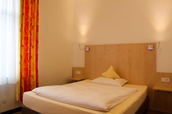 Economy  Zimmer im Hotel Leugermann