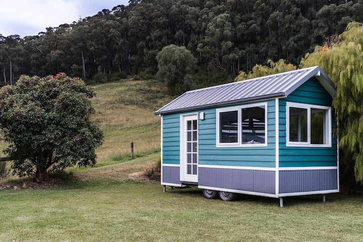 Tiny Stays - NEW Picturesque Warburton Tiny House