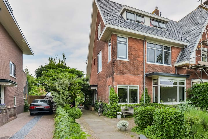Flower Valley Family House (6p) - Bloemendaal
