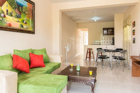 apartamento entero parkin wif aire - Santo Domingo - Appartement