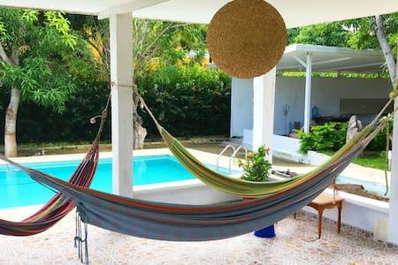 Comfortable Playa Mendoza, Barranquilla. - Barranquillia - House