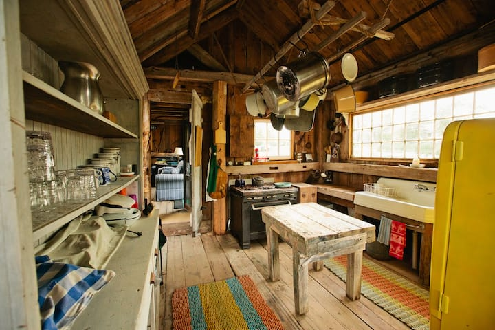 Thistledown Farm's Sheep Shed Cottage
