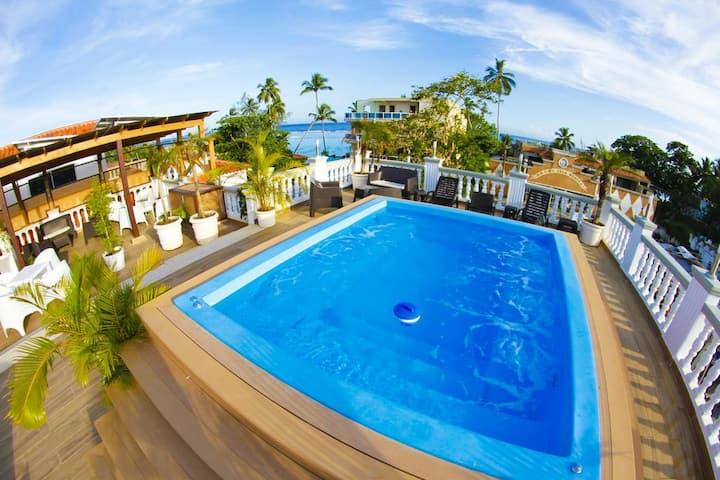 Frio Hot Boca Chica Hotel-Junior Room (Breakfast)