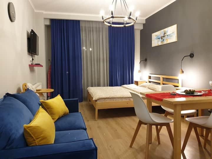 New Gudauri, Gondola Apartment. Block#4