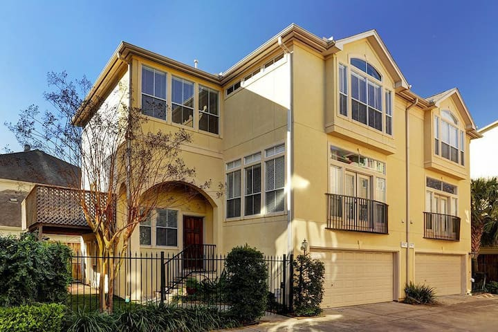 Perfect home in the heart of Houston - Houston - Rumah