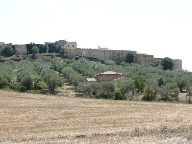 Bella Villa in Maremma/ Beautiful villa in Maremma - Magliano in Toscana - Villa