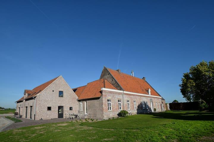 Ten Rooden Duifhuize -Vakantiehuis 1  (1-4 pers.)