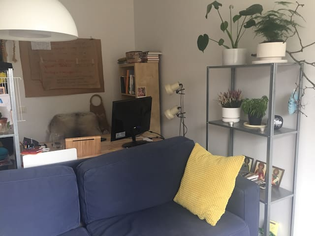 Cosy & Light 1 bed flat with garden - Turku - Apartamento