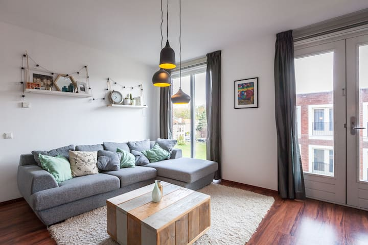 Modern and cozy apartment by the park - Haarlem - Apartmen