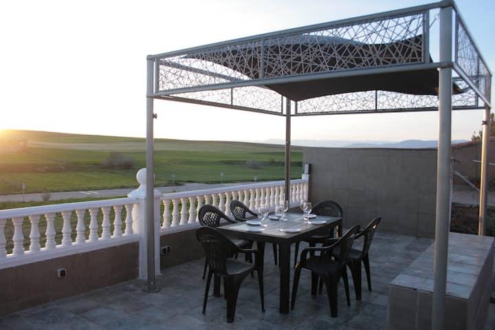 Casa con Chimenea y Piscina cerca de Toledo