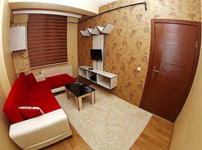 Eskişehir-Güllük Mahallesinde Ultra LÜks Daire - Tepebaşı - Talo