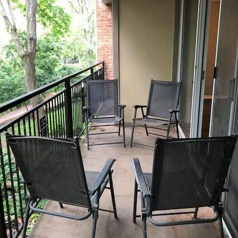 2 BR / 2 Bath Condo near it all