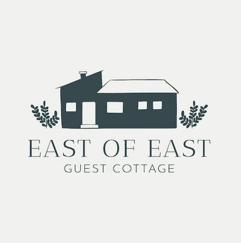 East of East Guest Cottage, relax & enjoy!