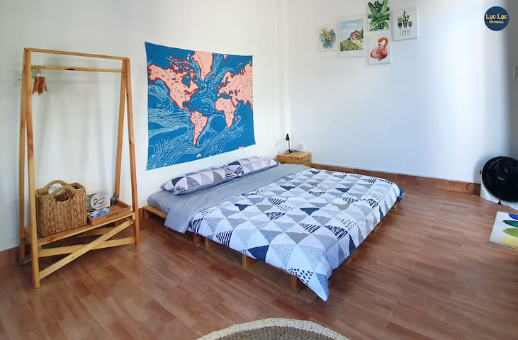 #2Local House in Danang Center-1min to Con Market