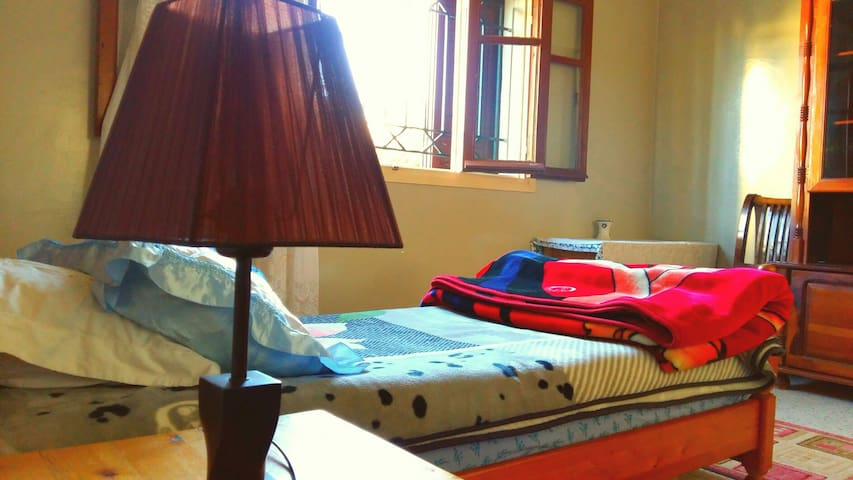 15€ !! The cheapest private room - Rabat - Villa