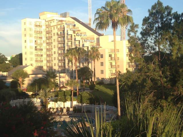 Close to all Disney entertainment. - Orlando - Condominio