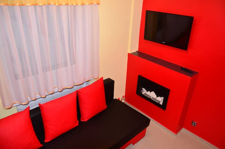 Czerwony Apartament Wisła