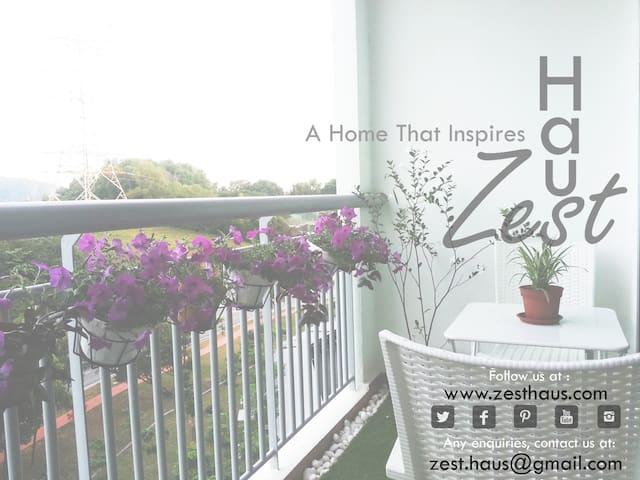 Zesthaus Sri Permaisuri - Kuala Lumpur - Apartamento