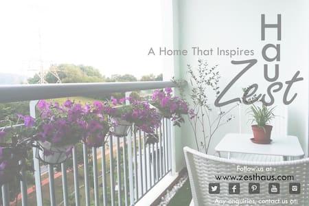 Zesthaus Sri Permaisuri - Kuala Lumpur - Apartament