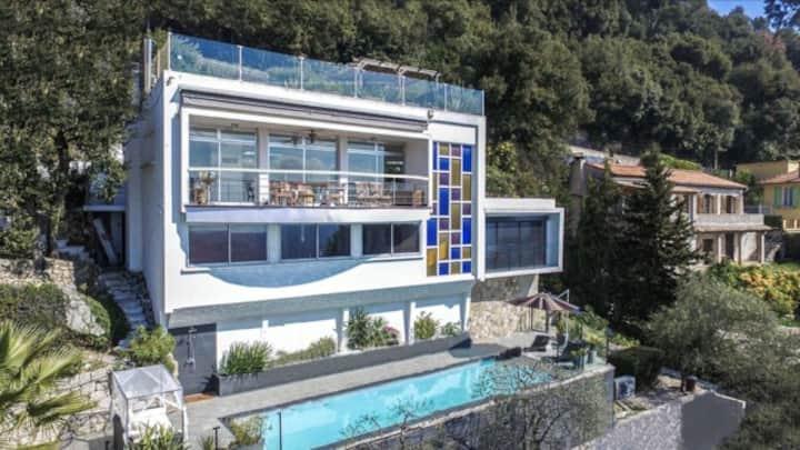 The Rotschild Villa