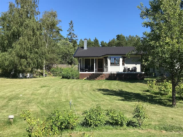 Hus på Vindö