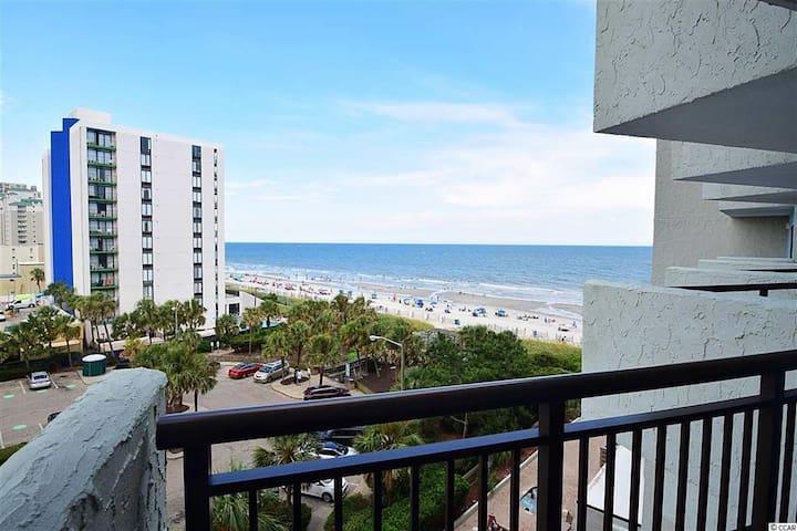 Ocean View One Bedroom Condo BlueWater Resort 615